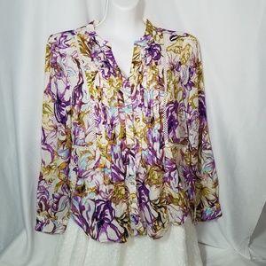 Vintage America Boho Lace Tunic